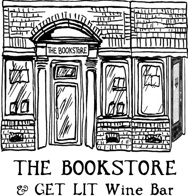 The Bookstore & Get Lit Wine Bar