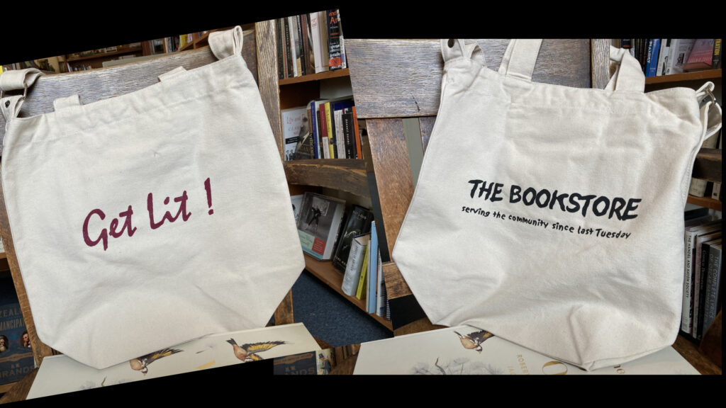 The Bookstore Tote Bag